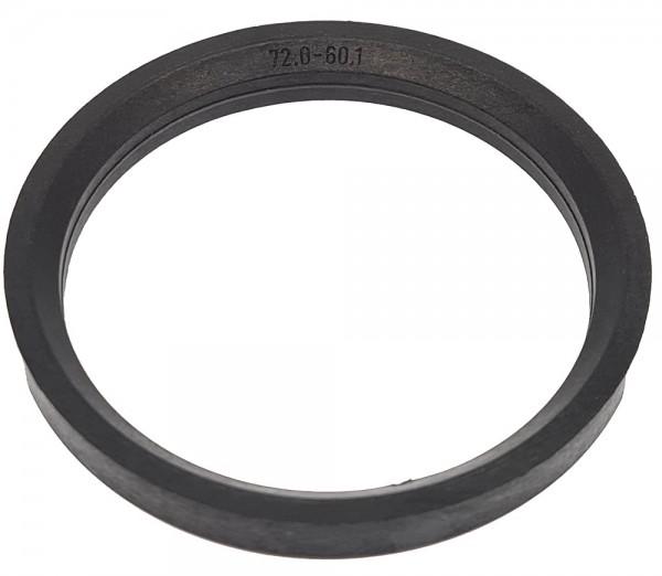 Zentrierring T10 - 72,0 mm x 60,1 mm