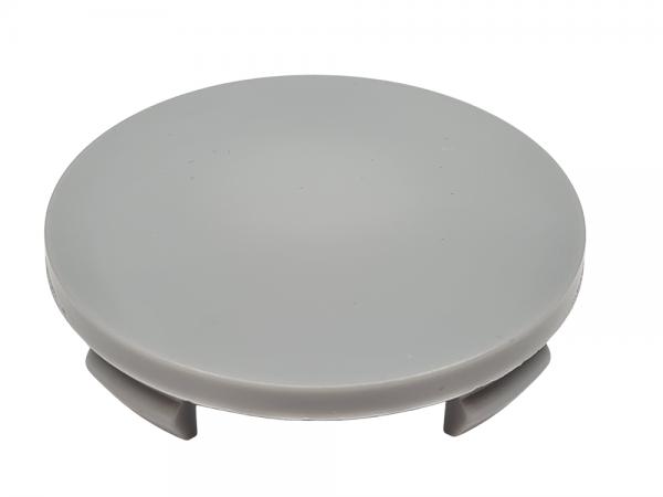 Kunststoffträger N23   Ø 60,0 mm   grau