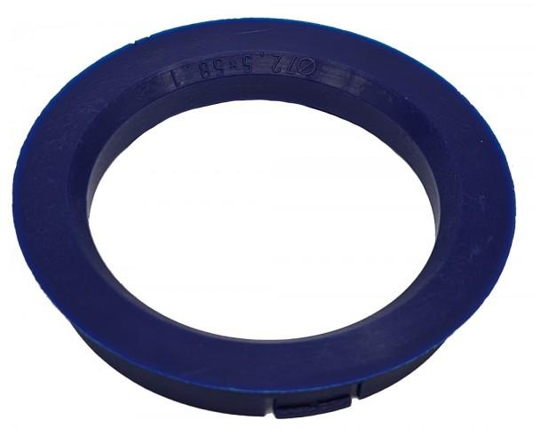 Zentrierring R13 - 72,5 mm x 58,1 mm