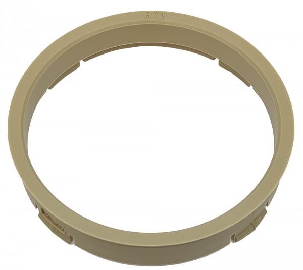 Zentrierring S55 - 73,1 mm x 67,1 mm